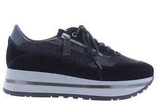 DL Sport 6046 nero combi Damesschoenen Sneakers
