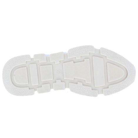 DWRS label Los Angeles white beige pink Sneakers Sneakers