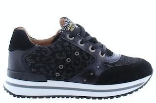 Develab 41202 859 silver Meisjesschoenen Sneakers