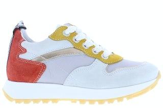 Develab 41334 399 yellow Meisjesschoenen Sneakers