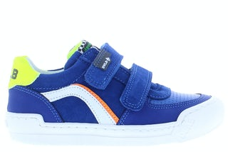 Develab 41543 629 blue Jongensschoenen Klittebandschoenen
