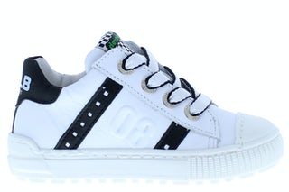 Develab 41587 122 white Jongensschoenen Sneakers