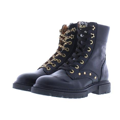 Develab 41682 922 black Booties Booties