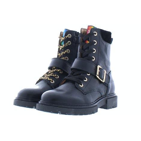 Develab 41692 922 black Booties Booties