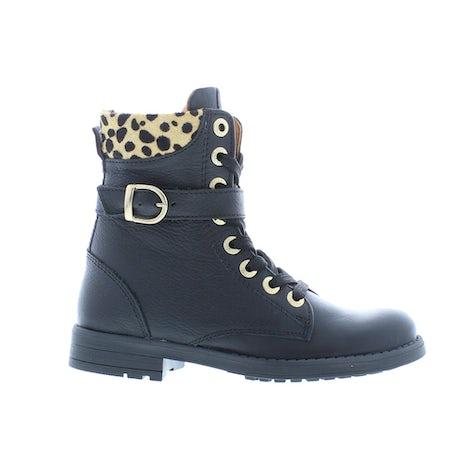 Develab 42140 059 leopard Booties Booties