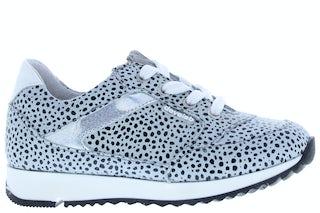 Develab 42358 139 off white Meisjesschoenen Sneakers