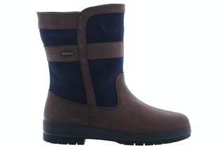 Dubarry Roscommon 32 navy brown Damesschoenen Enkellaarsjes