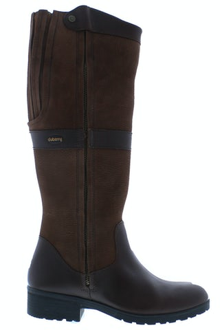 Dubarry Sligo walnut Damesschoenen Laarzen