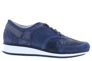 Durea 6225 H 8965 blauw Damesschoenen Sneakers