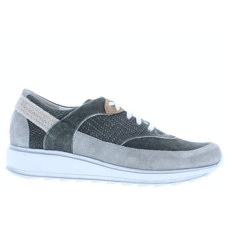 Durea 6248 H 8982 l. grijs Sneakers Sneakers
