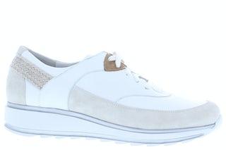 Durea 6248 H 8983 off white Damesschoenen Sneakers