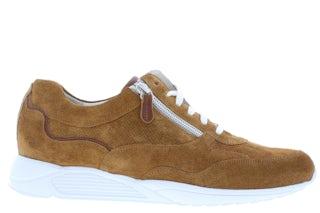 Durea 6249 H 8849 cognac Damesschoenen Sneakers