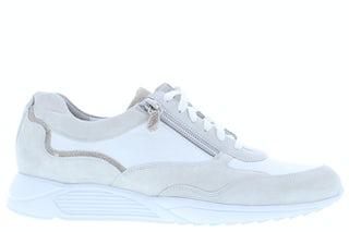 Durea 6249 H 9034 off white Damesschoenen Sneakers