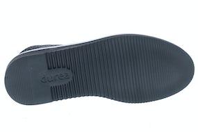 Durea 9654 H 8562 zwart Damesschoenen Booties