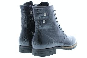 Durea 9709 H 8614 zwart Damesschoenen Booties