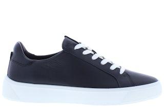 Ecco 291143 01001 black Damesschoenen Sneakers