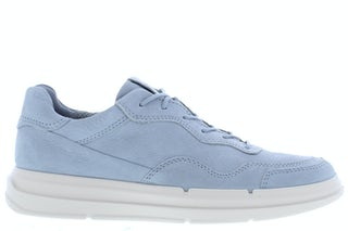 Ecco 420403 02177 silver gre Damesschoenen Sneakers