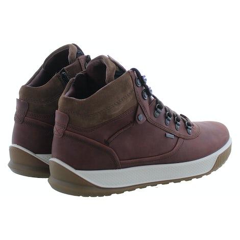 Ecco 501834 52201 chocolat Boots Boots