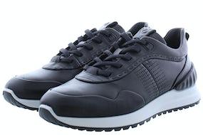 Ecco 523224 01001 black Herenschoenen Sneakers
