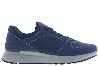 Ecco 835314 01038 marine Herenschoenen Sneakers