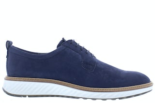 Ecco 836794 02303 night sky Herenschoenen Veterschoenen