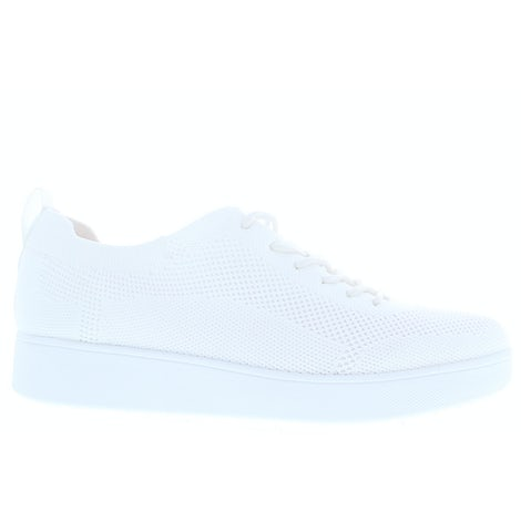 Fit Flop Rally tonal knit DR4 194 white Sneakers Sneakers