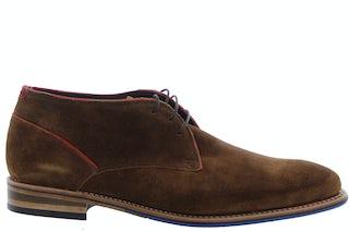 Floris van Bommel 10673 07 bruin Herenschoenen Boots