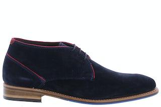 Floris van Bommel 10673 09 blauw Herenschoenen Boots