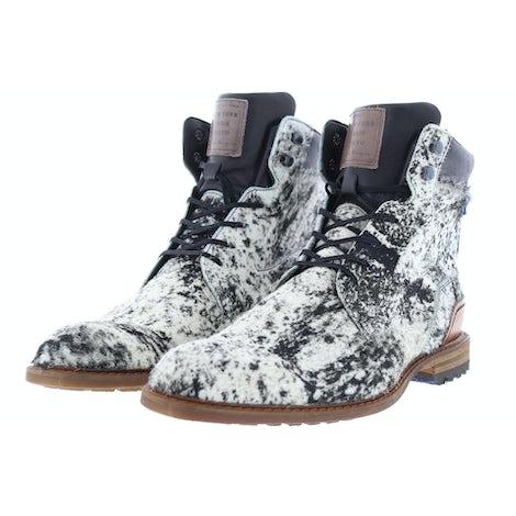 Floris van Bommel 20058/02 off white Herenschoenen Boots