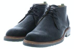 Floris 20090/01 black print Herenschoenen Boots