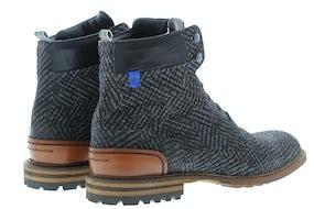 Floris 20100/07 d. grey Herenschoenen Boots