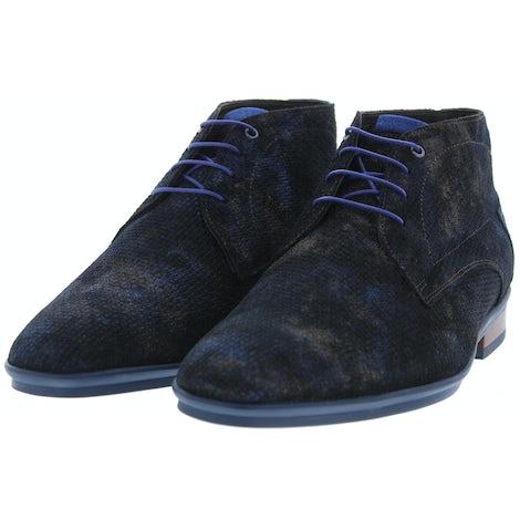 Floris van Bommel 20440/24 bronze print Boots Boots