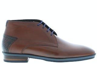 Floris van Bommel 20440/27 cognac Herenschoenen Boots