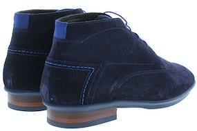 Floris 20440/28 navy print Herenschoenen Boots