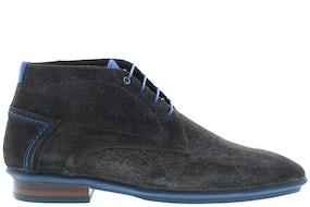 Floris 20440/29 d brown print Herenschoenen Boots