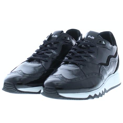 Floris van Bommel 85287/04 black patent Damesschoenen Sneakers