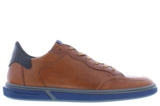 Floris van Bommel 13350/24 cognac Herenschoenen Sneakers