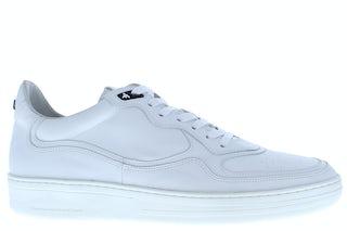 Floris van Bommel 16271/01 white Herenschoenen Sneakers