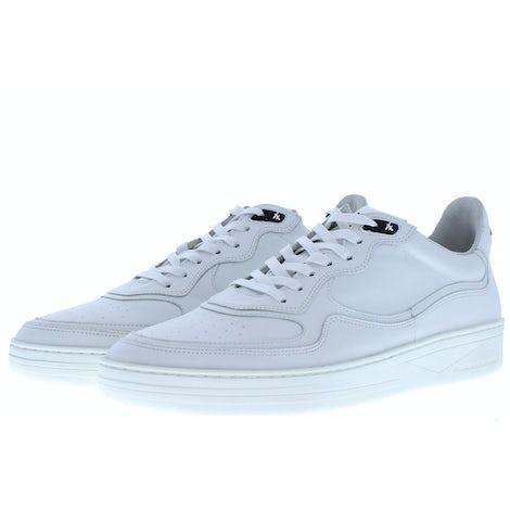 Floris van Bommel 16271/01 white Sneakers Sneakers