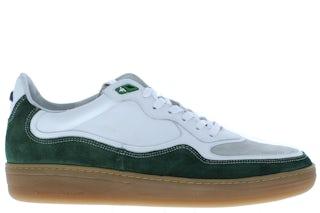 Floris van Bommel 16271/02 green Herenschoenen Sneakers