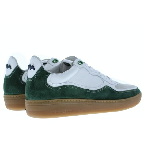 Floris van Bommel 16271/02 green Sneakers Sneakers