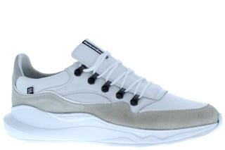 Floris van Bommel 16281/01 white Herenschoenen Sneakers