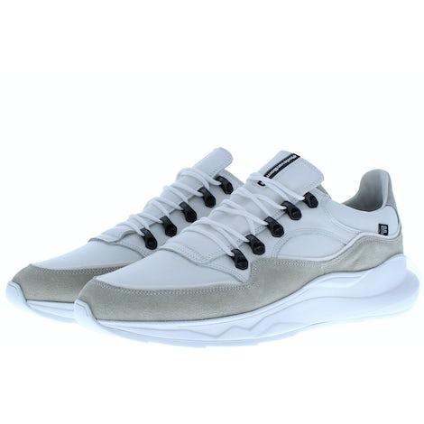 Floris van Bommel 16281/01 white Sneakers Sneakers