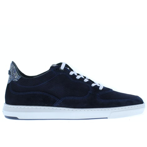 Floris van Bommel 16321/00 navy Sneakers Sneakers