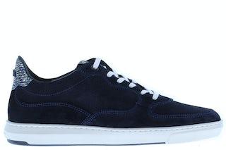 Floris van Bommel 16321/00 navy Herenschoenen Sneakers