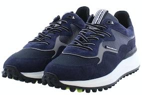 Floris van Bommel 16339/04 d. blue Herenschoenen Sneakers