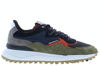 Floris van Bommel 16339/23 l. green Herenschoenen Sneakers