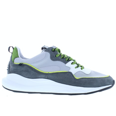 Floris van Bommel 16384/00 silver Sneakers Sneakers