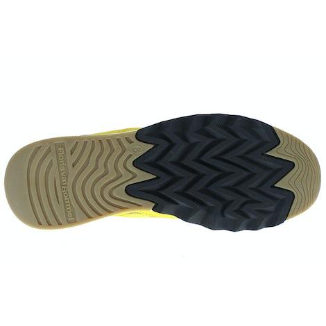 Floris van Bommel 16392/05 yellow Sneakers Sneakers