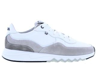 Floris van Bommel 16392/07 white Herenschoenen Sneakers